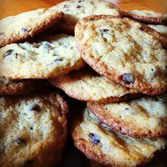 Cookies al cioccolato!