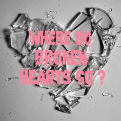 Lyrics of One Direction's new Where Do Broken Hearts Go ... ♡