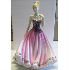 English Ladies Figurine Samantha Fine Bone China Painted By D Smith CE008 Listing in the Other,China & Porcelain,Porcelain, Pottery & Glass Category on eBid United Kingdom