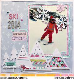 The Cut Shoppe: Ski 2014