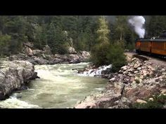The Global Gumshoe Investigates Durango & Silverton, Colorado - YouTube  More reasons to Visit Durango!
