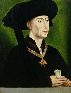Philippe le Bon, duc de Bourgogne, par Van der Weyden