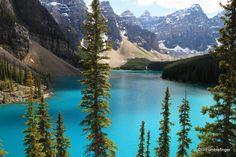 Moraine Lake Rockpile Trail -- Banff National Park's best Short Hike