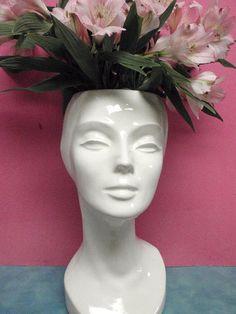 Maddison Modern  sculpture Vase or planter