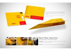 DHL Direct Mail to Small Businesses