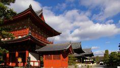 Myōshin-ji Temple, Kyoto, Japan