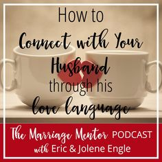 Have you ever been at a place in your marriage where you're just not connecting with your husband? Either he's not feeling loved by you or you're not feeling loved by him? It's funny just typing out this question because I already know your answer. It's the same as mine. In fact, it's kinda absurd [...]