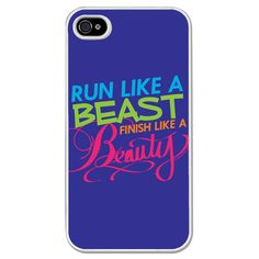 Running iPhone/Galaxy S3 Case Run Like A Beast -LT