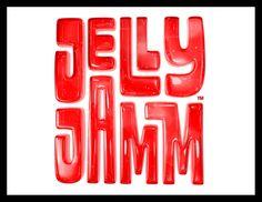 JellyJamm;Logo.Lighting&Shading. Carlos Tschuschke.