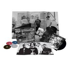 Amazon.com: Rage Against the Machine - XX (20th Anniversary Edition Deluxe Box Set) (2 CD/ 2 DVD/ 1 LP): Rage Against The Machine: Music