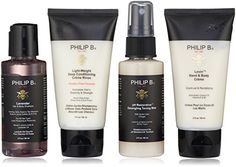 PHILIP B Travel Kit with Classic Formula Conditioner * Click image for more details.Note:It is affiliate link to Amazon.