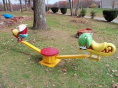 The McDonaldland Teeter Totter from obnoxiousantiques