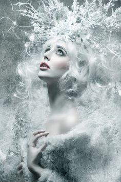 snow faeri queen