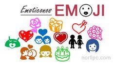 Como crear corazones, caritas o smiley y otros adornos e imágenes lindas y expresivas, usando #emoticonosEMOJI para acompañar y resaltar nuestros, tweets, publicaciones, actualizaciones de estado y mensajes en #Twitter, #Facebook, #Tumblr y otras redes sociales.