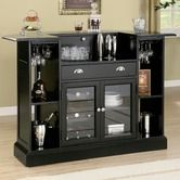 Found it at Wayfair - Deblois Bar Unit This may be my new favorite website!