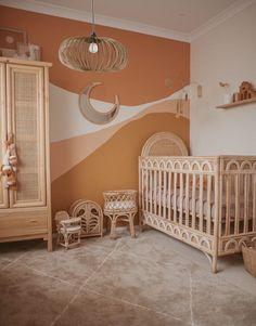 Baby Bedroom, Baby Room Decor, Nursery Room, Kids Bedroom, Nursery Decor, Bedroom Decor, Boho Nursery, Moroccan Style Rug, New Room