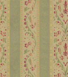 Traditional and Classy, looks like early 18th century. fabric. Would go great in ur formal Living room! Upholstery Fabric Soraia Mist