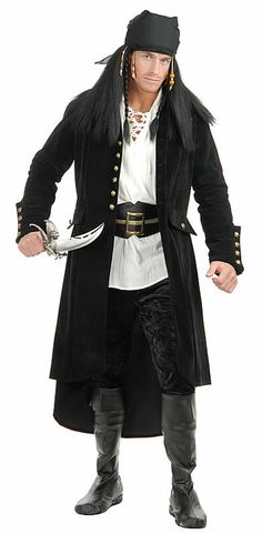 Treasure Island Pirate Jacket