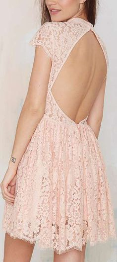 eclipse lace dress
