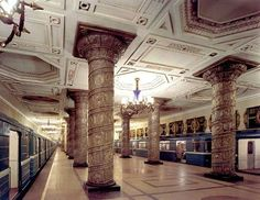 5 Surprising Facts About the Moscow Metro