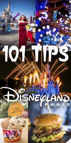 101 Disneyland Paris Tips