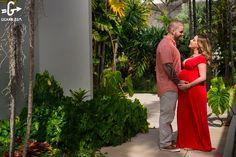 Miami Beach Botanical Garden MaternityPhotos