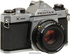 Pentax K1000 was my very first SLR.  I shot 60 frames on my first role of 36 exposure film.  I then loaded the film correctly, and never did that again.