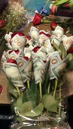 Diy gifts for girls birthday holidays 50 Ideas Top Gifts For Men, Gifts For Girls, Birthday Gifts For Teens, Diy Birthday, 17th Birthday, Happy Birthday, Birthday Money Gifts, Money Rose, Money Bouquet