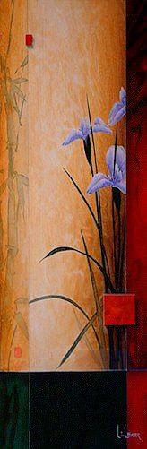 Jardin Mystique III, by Don Li-Leger