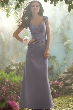 Maid of Honor  Alfred Angelo 506 Bridesmaid Dress | Weddington Way