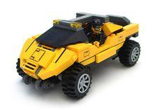 48 Creative Lego Creations - Speckyboy Design Magazine