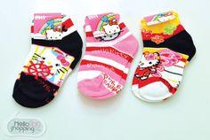 Hello Kitty calcetas para bebe $22.00