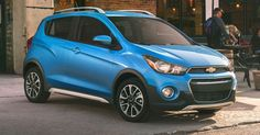 Chevy Launches New 2017 Spark ACTIV, Priced From $16,945 #Chevrolet #Chevrolet_Spark