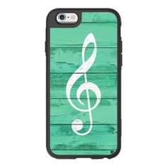 iPhone 7 Plus/7/6 Plus/6/5/5s/5c Case - Hipster White Music Note Girly... ($40) ❤ liked on Polyvore featuring accessories, tech accessories, new standard iphone case, iphone cover case, iphone cases, white iphone case, iphone hard case and wooden iphone case