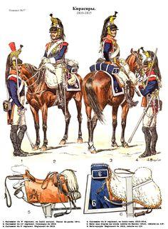 Cuirassiers 1810-1814 (pl 37) 1