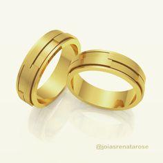 Muito amor envolvido! #alianças #noivas #casamento