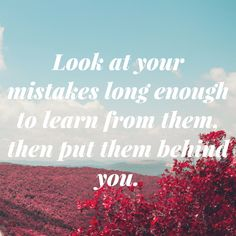 #life #learning #mistakes into #success