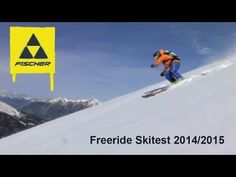 Neue Freeride Ski Test - Fischer Sports in Gastein / Salzburg Salzburg, Fischer Sports, Freeride Ski, Marketing, Videos, Skiing, Youtube, News, Video Production
