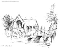 Urban Sketchers: After the symposium...Amsterdam!