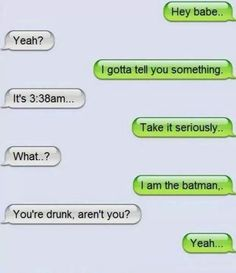 MUST SEE! Hilarious Drunk Texts - Likes