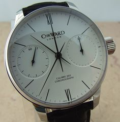 Christopher Ward C900 - a handsome timepiece!