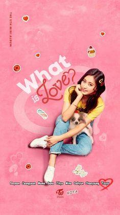 look at the dog tho. Twice Jyp, Twice Once, Tzuyu Twice, Kpop Girl Groups, Korean Girl Groups, Kpop Girls, Twice Chaeyoung, Tzuyu Wallpaper, Twice What Is Love