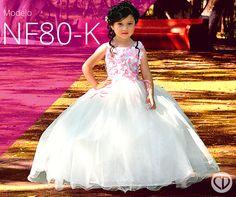 Encuentralo en http://chicdress.com.mx/eventos/94-nf80-k-vestidos-para-eventos.html, Desde $540, Envió a todo México, gratis durante Enero y Febrero. Tallas 2-4-6-8-10-12 o se elaboran a medida. #pajes #vestidosdeniña #chicdressmx