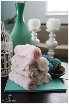 How to Dye Cheesecloth Wraps for Newborn Photography | San Diego Newborn Photographer| (c) Kristine Marie Photography