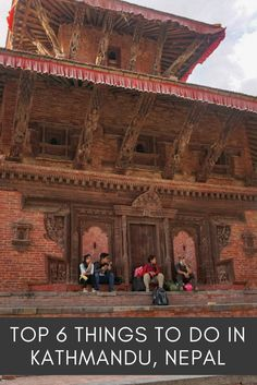 Though my time spent in Kathmandu was too short, I still managed to see some of the highlights. These top six things to do in Kathmandu, Nepal should be first on your to-do list. https://www.littlethingstravel.com #Kathmandu #Nepal #HTM2017 #NepalTourism #NaturallyNepal