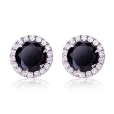 Visit online our store| Get Black diamond earrings for your partner with more fashionable styles at KobellI. We are providing Diamond & sapphire rings, Wedding rings, Earrings & more. Contact us today!