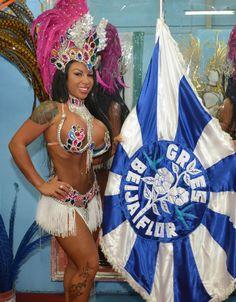Danitta e Nadinne Bruna Nuas - carnaval 2016 - 2