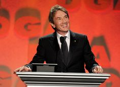 Martin Short Photos Photos - Actor Martin Short speaks onstage during the Annual Directors Guild Of America Awards at Ray Dolby Ballroom at Hollywood & Highland on February 2013 in Los Angeles, California. - Annual Directors Guild Of America Awards - Show Martin Short, Ensemble Cast, Pierce Brosnan, O Canada, Michael J, Saturday Night Live, Canadian Artists, Hot Actresses, Man Humor