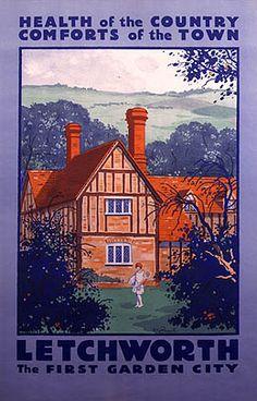 Mastering the City - Letchworth 1903 - 1/3