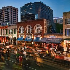 6th Street Action in Austin Texas by Visualist Images, via Flickr